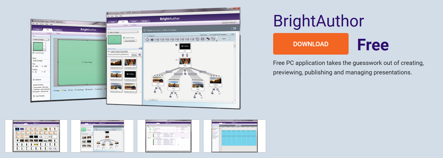 Digital Signage Software Syscomtec